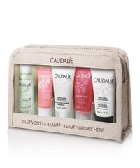Caudalie НаборTravel Set, 30 мл+30 мл+30 мл+30 мл+15 мл